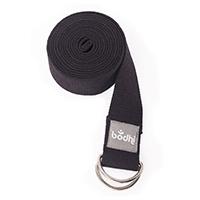 Neben Yogamatte und Yoga Block gehört der Gurt zur Basisausstattung für Yoga Einsteiger.