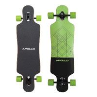 Apollo Longboards Special Edition Komplettboard mit High Speed ABEC Kugellagern