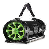 auna Soundstorm 2.0 Ghettoblaster Boombox Bluetooth Lautsprecher