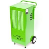 BAUTEC Bautrockner 158 Liter pro Tag / Entfeuchter für Räume bis 300m2 / Luftentfeuchter 1800 Watt / Raumtrockner