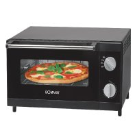Bomann Pizzaofen MPO 2246 CB  im Test