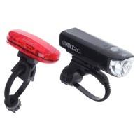 CATEYE Beleuchtungskit G Volt 20 HL-EL350G mit TL-LD135G, FA003522020
