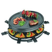 Clatronic Raclette-Grill  im Test