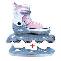 Cox Swain Sneak Kinder Inline Skates & Kinder Schlittschuh 2 in 1