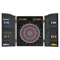 Elektronische-Dartscheibe-Dartona-CB40-Cabinett---Turnierscheibe-mit-27-Spielen-und-über-150-Varianten