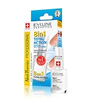 Eveline Cosmetics Therapy Total Action Nail Conditioner 8 In 1