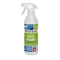 Blue Guard Imprägniermittel von Fibertec im Vergleich