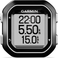 Garmin Edge 25 GPS-Fahrradcomputer (ANT+/Bluetooth Kompatibilität, inkl. Herzfrequenz-Brustgurt)