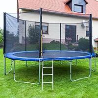 Gartentrampoline Trampoline Outdoor-Trampoline Fitness-Trampoline