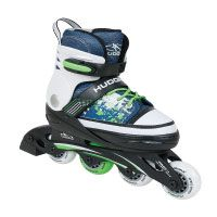 Die 37737 Kinder Inline-Skates von Hudora sind sehr stabil und robust Test