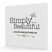 Haarkreide-24 ungiftige Pastellkreiden von Simply Beautiful