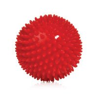 Igelball / Massageball mit Noppen und Lacrosse-Bälle