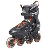 K2 Skates Herren 3050708.1.1 Inline Skate Exo 6.0 M black/orange