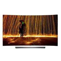 LG OLED55C6D 139 cm (55 Zoll) Curved OLED Fernseher (Ultra HD, Dual Triple Tuner, Smart TV, 3D plus) [Energieklasse B]<br />