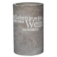 Der Räder - P.e.T. Vino Beton Weinkühler