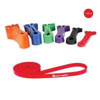 [Resistance Band] BESTOPE® Premium Latex Pull Up Fitnessbänder Widerstand-Bänder