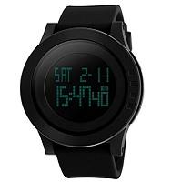 Die Rtimer Militärische Armbanduhr Digitale Herrenuhr Wasserdichte Sportuhr ist auf dem 7. Platz.