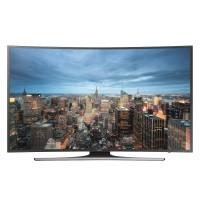 Samsung JU6550 138 cm (55 Zoll) Curved Fernseher (Ultra HD, Triple Tuner, Smart TV) [Energieklasse A+]<br />