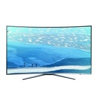 Samsung KU6509 198 cm (78 Zoll) Curved Fernseher (Ultra HD, Triple Tuner, Smart TV) [Energieklasse A]<br />