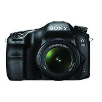 Sony Alpha 68 A-Mount Digitalkamera (24 Megapixel, 6,7 cm (2,7 Zoll) Display, 79-Phasen AF-Messfelder)