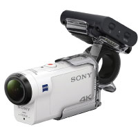 Sony FDR-X3000RFDI 4K Action Cam mit RM-LVR3 Live View Remote