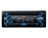 Das Sony MEX-N4100BT Autoradio im Überblick.