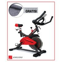Sportstech Profi Indoor Cycle SX100 Spinning Bikes Test