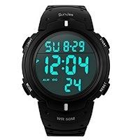 Die SunJas Armbanduhr Sportuhr wurde auf den 8. Platz gewählt.
