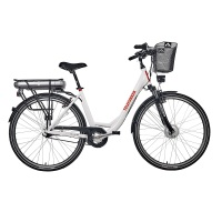 Komfortabel unterwegs – Telefunken E-Bike Damen