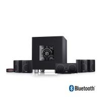 Teufel Concept E Digital - 5.1-Komplettanlage mit Bluetooth für Konsole, Heimkino und PC