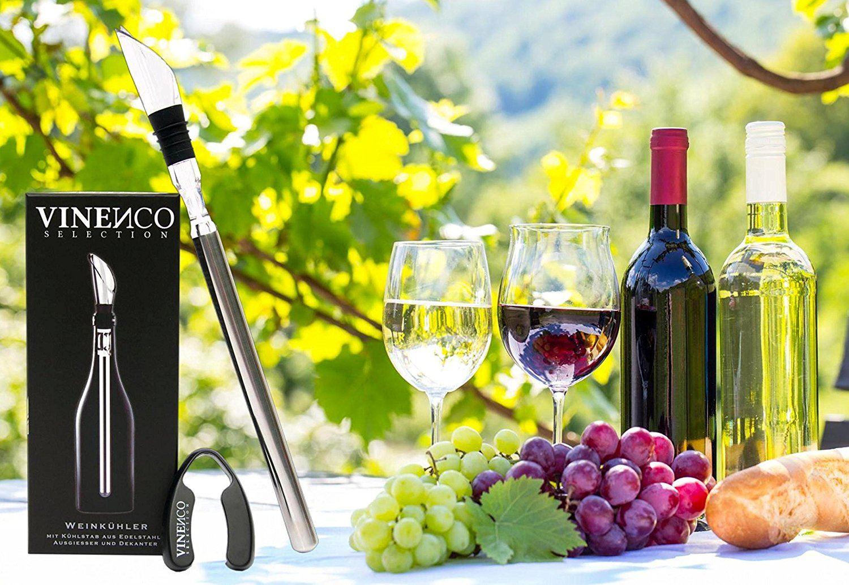 Welche Arten von Weinkühlern gibt es?