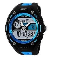 Die XLORDX Digital Armbanduhr ist auf dem 6. Platz.