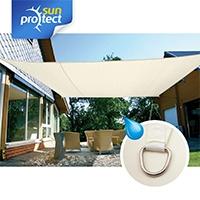 sunprotect Sonnensegel waterproof