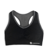 Sporty Innovative Sports Bra by Sportastisch: Highly Breathable Material: Perfect Fit:: High Mobility: Great Stretch & Sportastisch Product:: Perfect for Everyday and all Sports, Comes With 3 Years Warranty