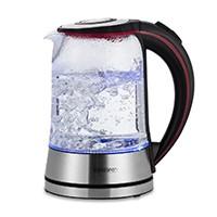 Monzana Glas Wasserkocher 103296 im Test