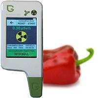 Der 2 in 1 Greentest Eco Geigerzähler wurde auf den 8. Platz gewählt.