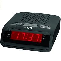 Der AEG AEG MRC 4142 Uhrenradio ist unser Platz 10.