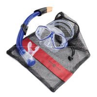 Aqua-Lung-Tauchset-La-Costa-Pro-(Tauchmaske,-Schnorchel-&-Netzbeutel)
