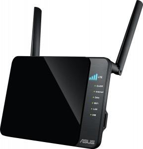 Asus 4G-N12 N300 LTE WLAN-Router 300MBS