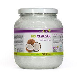 Kokosöl hat viele gesundheitliche Vorteile.