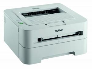 Brother HL-2135W Monochrome Laserdrucker (2400x600dpi, WLAN)