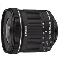 Das Canon EF-S 10-18mm 1:4.5-5.6 IS STM Objektiv schwarz belegt den 4. Platz.