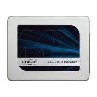 Crucial MX300 2TB Interne Festplatte SATA (7mm (mit 9,5mm-Adapter), 2,5 Zoll) silver