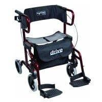 Drive Medical Diamond Deluxe Rollator Test
