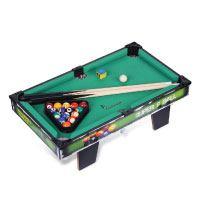 Excelvan mini Billiardtisch mit 2 Billiardqueues 16 Kugeln 19 Zoll