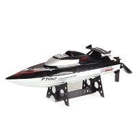 FT012 Upgraded FT009 RTF 2.4GHz, 45kmh 4CH Water Cooling High Speed RC Racing Boot bürstenlos brushless unsinkbar