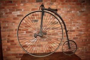 Fahrrad-antike