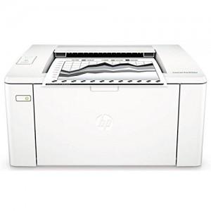 HP LaserJet Pro M102w Laserdrucker (Drucker, WLAN, JetIntelligence, HP ePrint, Apple Airprint, USB, 600 x 600 dpi) weiß