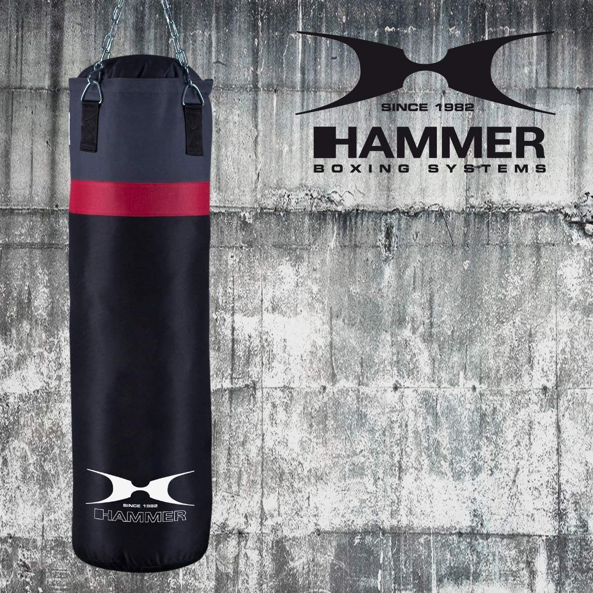 Hammer Boxing Set Cobra 100cm Boxsack