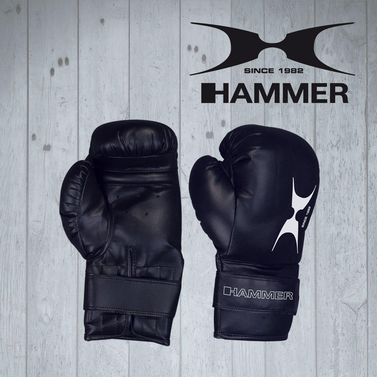 Hammer Boxing Set Cobra 100cm Handschuhe